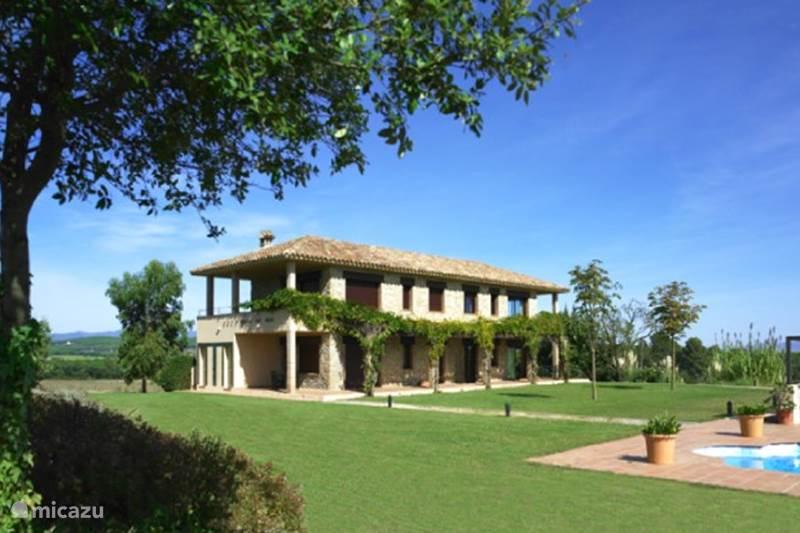 Vakantiehuis Spanje, Costa Brava, Navata Appartement Vila Carlos 3 beg grond TorreMirona