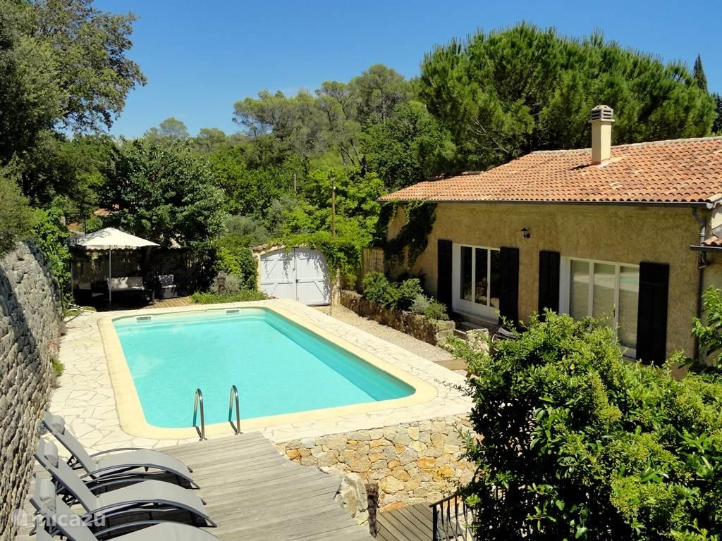 Vakantiehuis Frankrijk, Provence, Cotignac vakantiehuis Mas Marlin