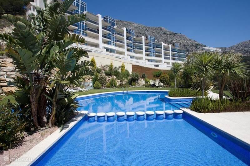 Vakantiehuis Spanje, Costa Blanca, Altea Hills Appartement Luxe appartement 2 slaapkamers Altea