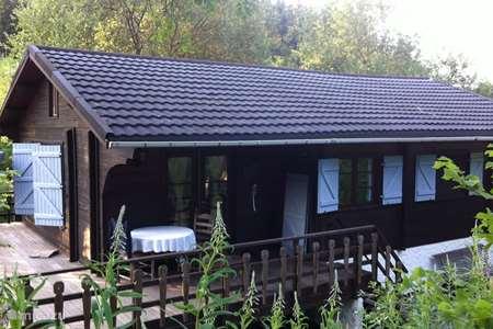 Ferienwohnung Belgien, Ardennen, Steinbach chalet Chalet Ardennes