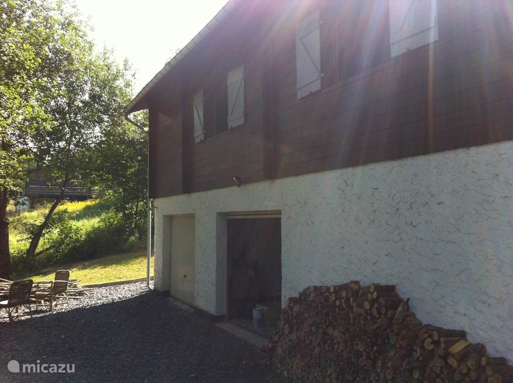 Vakantiehuis België, Ardennen, Houffalize Chalet Chalet Ardennes
