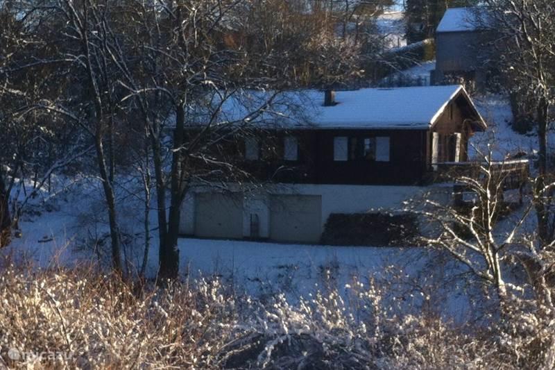 Vakantiehuis België, Ardennen, Steinbach Chalet Chalet Ardennes