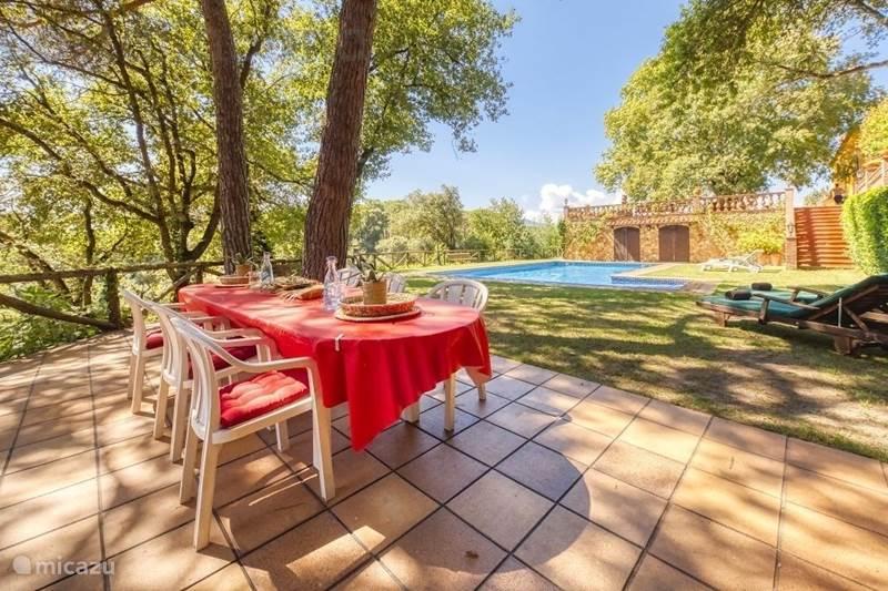 Vakantiehuis Spanje, Costa Brava, Blanes Villa Villa Paradise