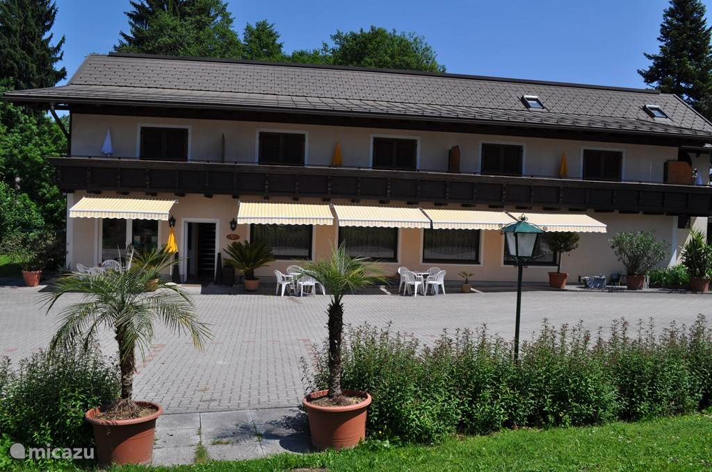 Vacation rental Austria, Carinthia, Fields apartment Apartment Ossiachersee 4 pers.