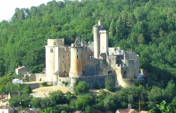 Chateau Bonaguil,