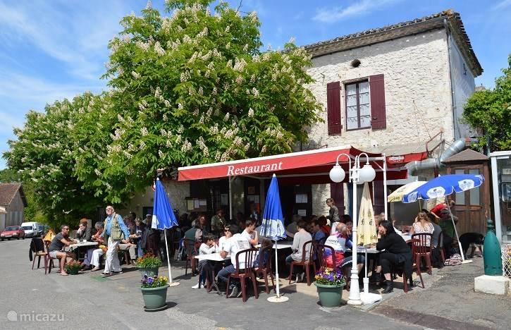 Café du Centre, Roquecor