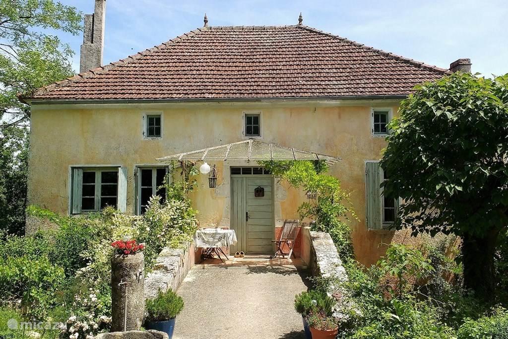 Vakantiehuis Frankrijk, Tarn-et-Garonne, Saint-Beauzeil vakantiehuis Le Luquet, La Maison de Maître