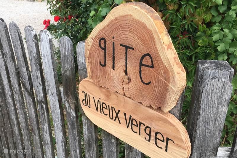 Vakantiehuis Frankrijk, Haute-Vienne, La Croisille-sur-Briance Gîte / Cottage Au Vieux Verger