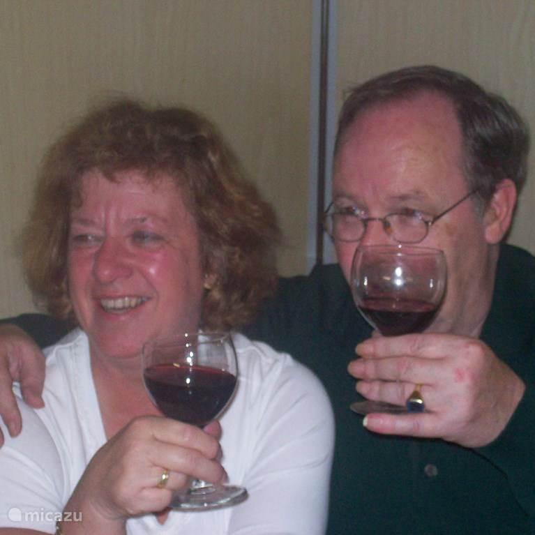 Eveline & Frans Kroon