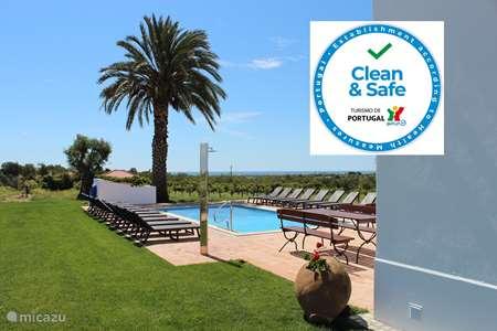 Vakantiehuis Portugal, Algarve, Santa Luzia landhuis / kasteel Casa Manor Pedras de Cima