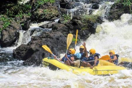 Taboquinhas Rafting Paradise.