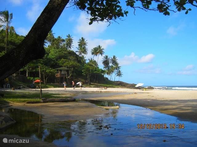 Tiririca beach, Itacaré