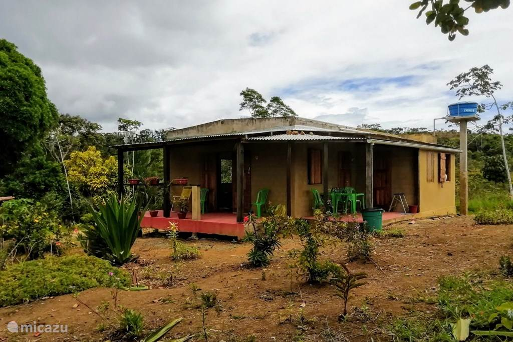 Vacation rental Brazil, Bahia, Itacaré Farmhouse Fazenda Sao Jorge