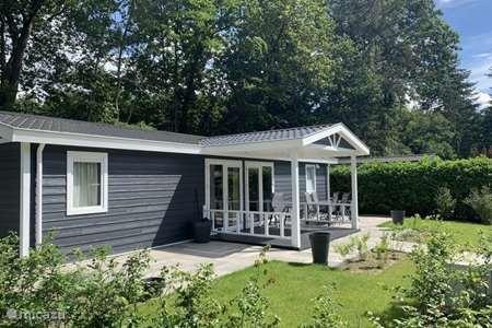Vakantiehuis Nederland, Utrecht, Rhenen chalet Luxe woning in de bossen - 21
