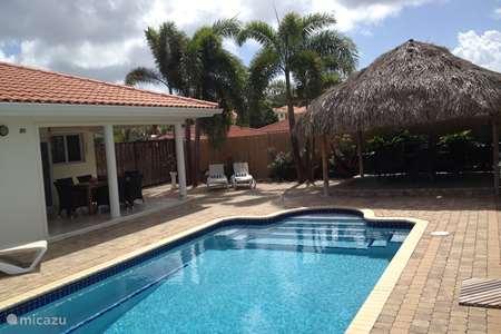 Vacation rental Curaçao, Banda Ariba (East), Caracasbaai villa Kas bon Bida