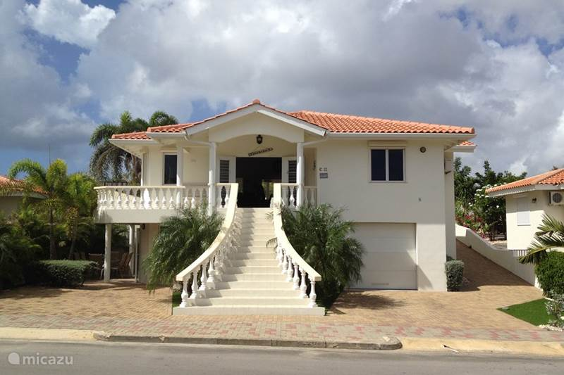Vakantiehuis Curaçao, Banda Ariba (oost), Caracasbaai Villa Kas Bon Bida