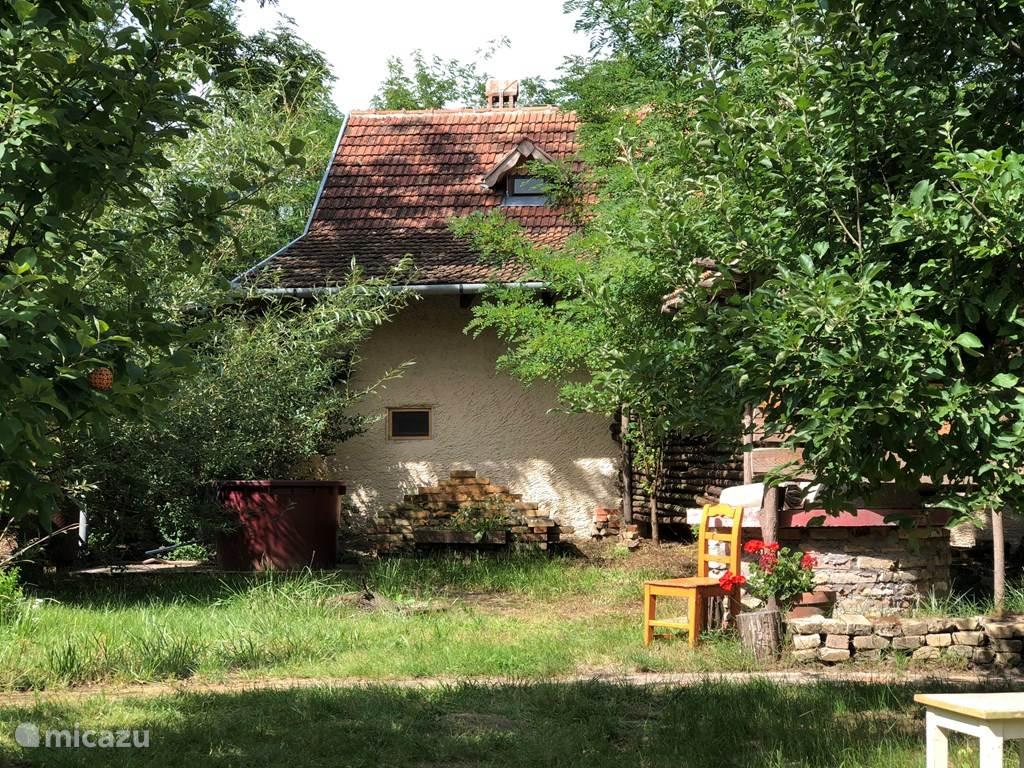 Vakantiehuis Hongarije – boerderij Terra Tanya