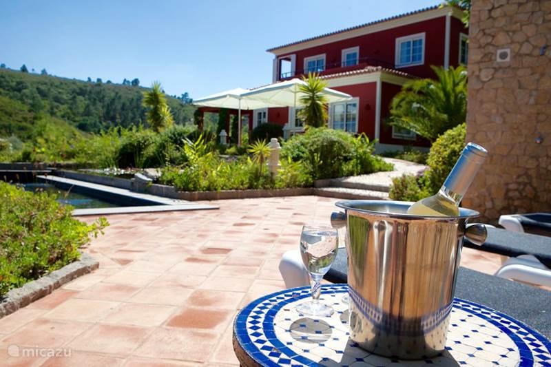 Vacation rental Portugal, Algarve, Caldas de Monchique Villa Villa Ribeira do Banho