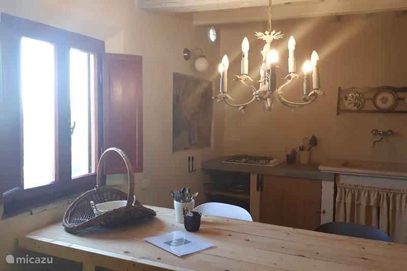 Vakantiehuis Italië, Toscane, Peccioli Appartement Appartment La Giardina