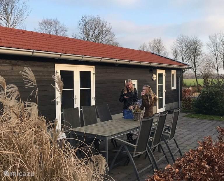 Vakantiehuis Nederland, Gelderland, Hulshorst (Veluwemeer) Chalet Havik 7