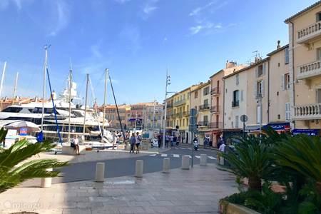 Jachthaven van St. Tropez