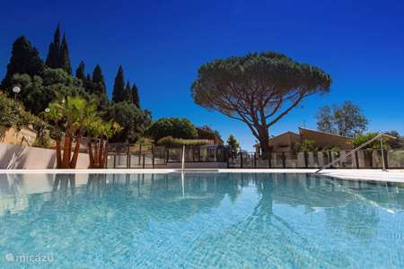 Vacation rental France, French Riviera, La Garde-Freinet mobile home Mobile Home near St. Tropez