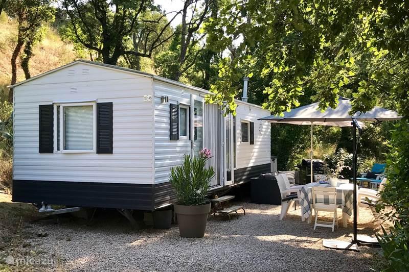 Vakantiehuis Frankrijk, Côte d´Azur, La Garde-Freinet Stacaravan Mobile Home nabij St. Tropez