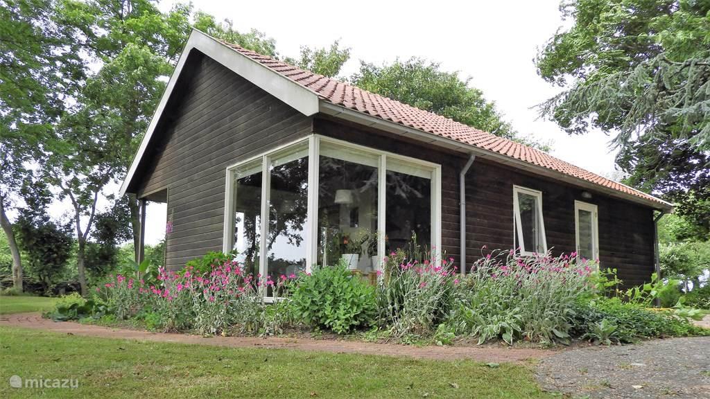 Vakantiehuis Nederland, Groningen, Schildwolde Vakantiehuis Chalet Wildemansheerd