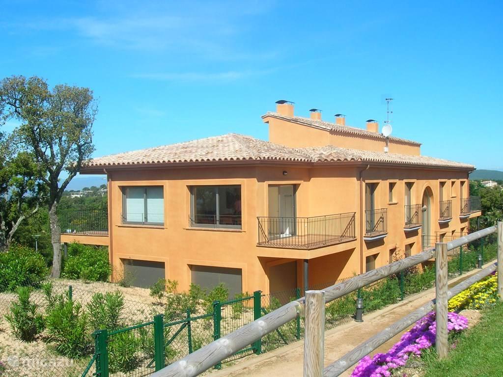 Ferienwohnung Spanien, Costa Brava, Platja d'Aro appartement Residenz Le Must de Mas Nou