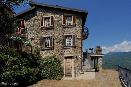 Ferienwohnung Italien – gîte / hütte Villa Casa Leone