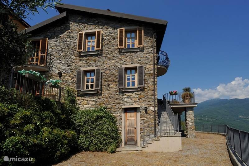 Vakantiehuis Italië, Ligurië, Borghetto d'Arroscia Gîte / Cottage Villa Casa Leone