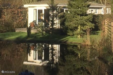 Vakantiehuis Nederland, Gelderland, Epe chalet Het Vijverhuisje