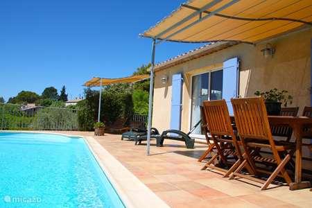 Vakantiehuis Frankrijk, Var, Carcès vakantiehuis Villa La Bresque Carces
