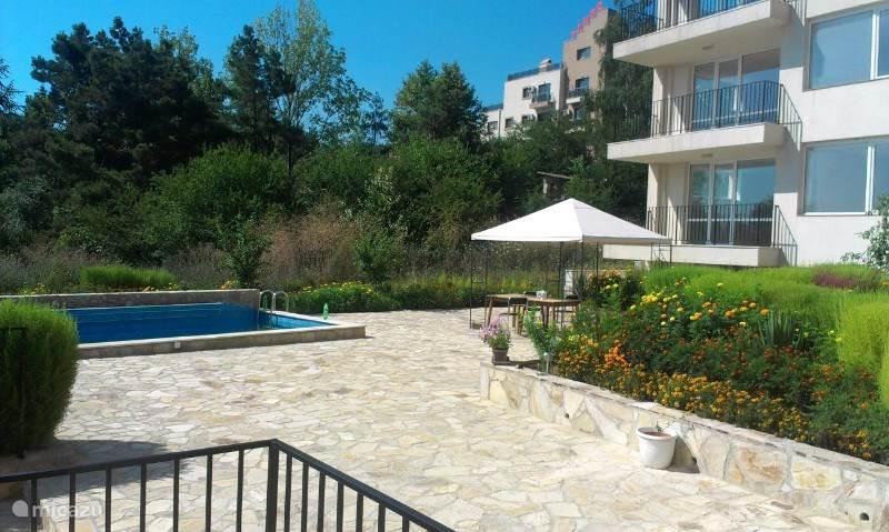Vakantiehuis Bulgarije, Zwarte Zeekust, Byala appartement Perla Manor
