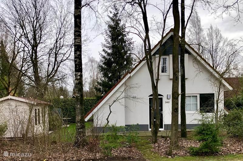 Vakantiehuis Nederland, Drenthe, Exloo Vakantiehuis Villa Mik