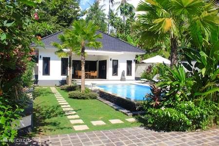 Vakantiehuis Indonesië – bungalow Villa Kupu Kupu