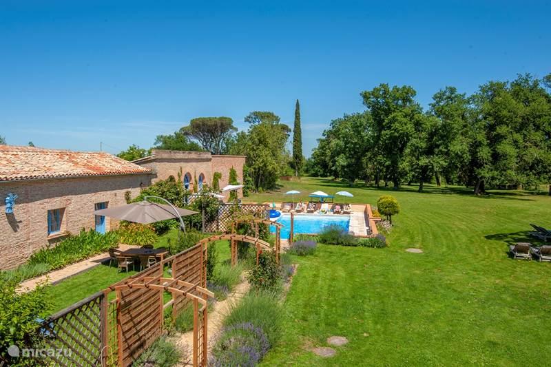 Vakantiehuis Frankrijk, Tarn-et-Garonne, Vigueron Gîte / Cottage Escudes gite Windmill