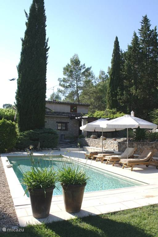 Vakantiehuis Frankrijk, Provence, Lorgues Vakantiehuis La Chenaie