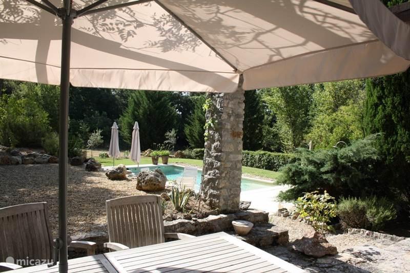 Vakantiehuis Frankrijk, Var, Lorgues Vakantiehuis La Chenaie