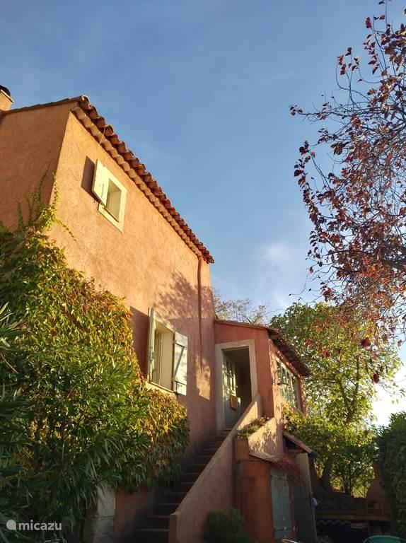 Vakantiehuis Frankrijk, Provence, Rians Villa Huis in het hart Provencale dorp