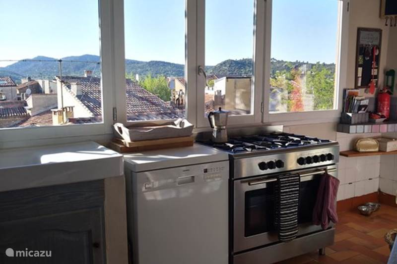 Vacation rental France, Var, Rians Villa House in the heart Provencale village