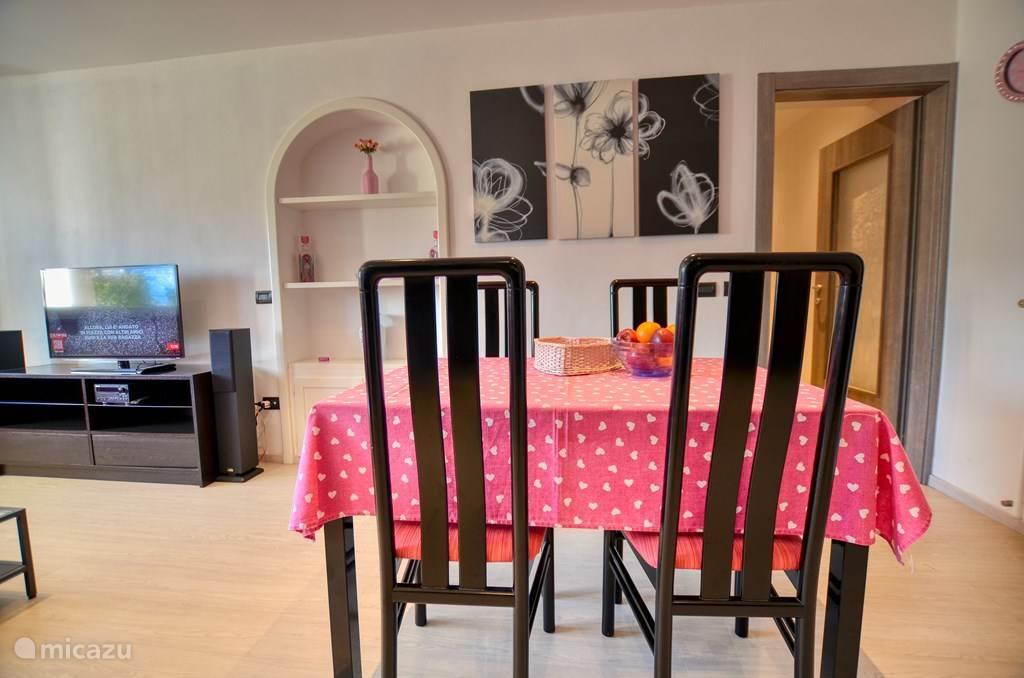 Vakantiehuis Italië, Comomeer, Pianello del Lario Appartement Appartamento Pianello del Lario