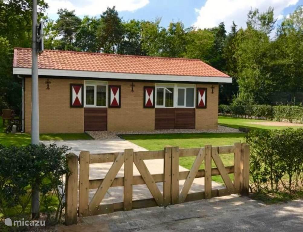 Vakantiehuis Nederland, Overijssel, Denekamp Bungalow Luxe Vakantiebungalow Twentecottage
