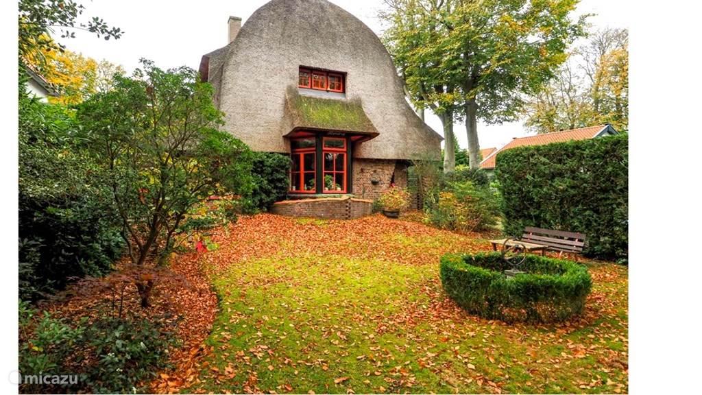 Vacation rental Netherlands, North Holland, Bergen villa Villa Flandria