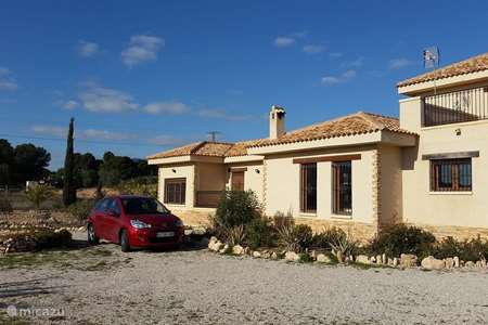 Vacation rental Spain, Costa Blanca, Aspe villa Holiday home Aspe