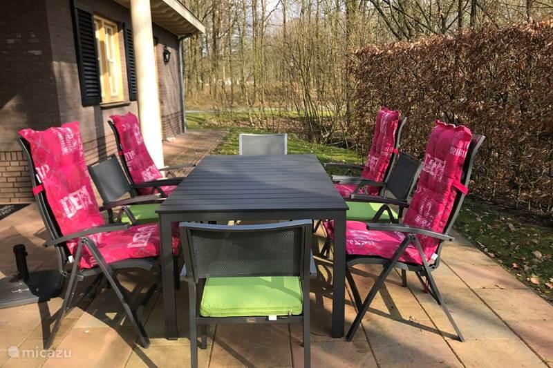 Vakantiehuis Nederland, Drenthe, Exloo Villa Bosvilla 226 Villapark de Hondsrug
