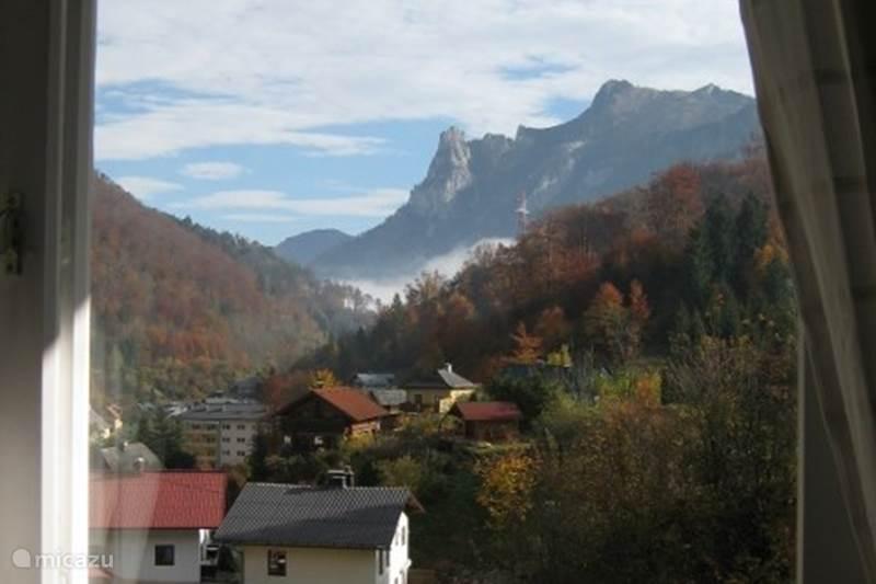Vakantiehuis Oostenrijk, Opper-Oostenrijk, Ebensee am Traunsee Appartement Haus Mulder studio