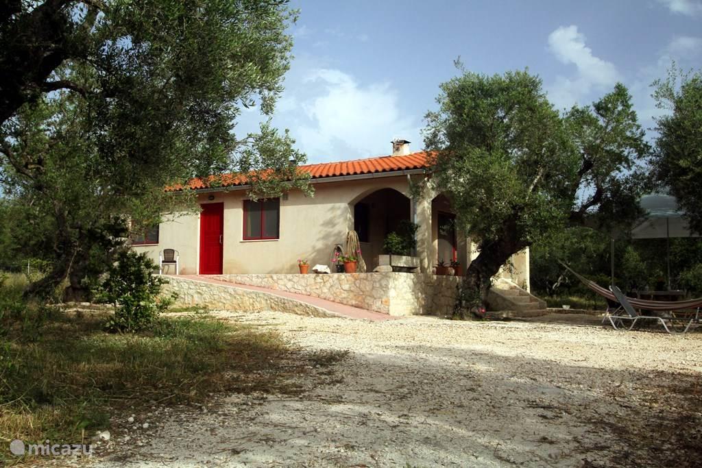 Vakantiehuis Griekenland, Zakynthos, Lythakia Villa Eco villa Zante