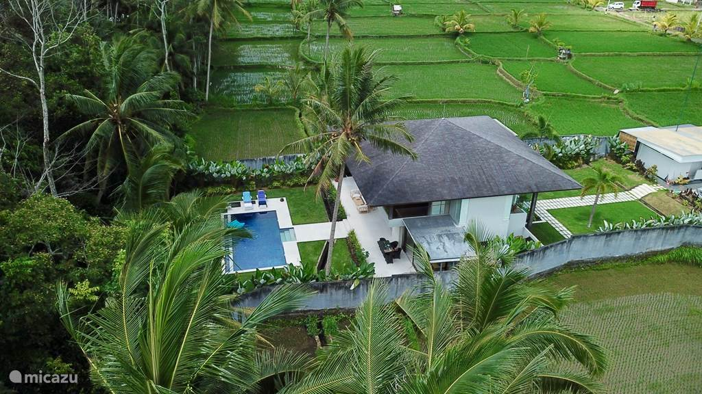 Vacation rental Indonesia – villa Villa K