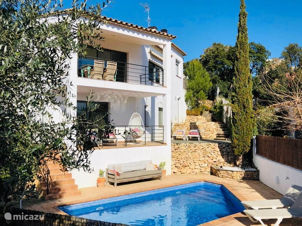 Vakantiehuis Spanje, Costa Brava, Begur villa Casa Sa Riera
